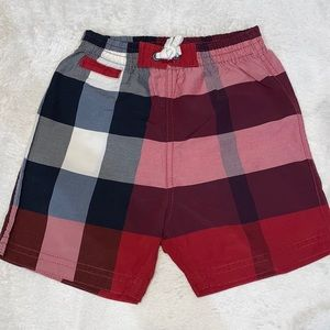 Authentic Burberry swim shorts
